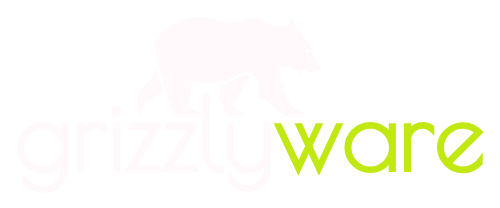 Grizzlyware logo